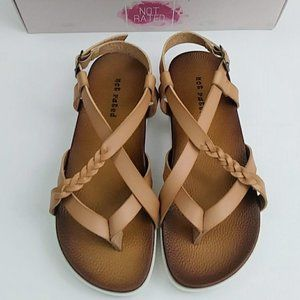 Not Rated Nude Sela Sandal Women's Size: 6